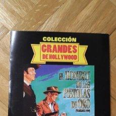 Cine: PELICULA DVD - EL HOMBRE DE LAS PISTOLAS DE ORO - HENRY FONDA - RICHARD WIDMARK - ANTHONY QUINN. Lote 169172948