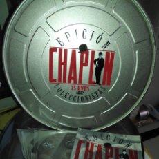 Cine: CINE CHARLOT (EDICION COLECCIONISTAS) (13 DVD - 60 CORTOS) . Lote 169216316