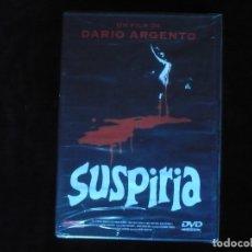 Cine: SUSPIRIA DARIO ARGENTO - DVD NUEVO PRECINTADO. Lote 169225462
