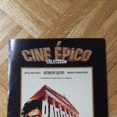 Cine: PELICULA DVD - BARRABAS - ANTHONY QUINN. Lote 169285064