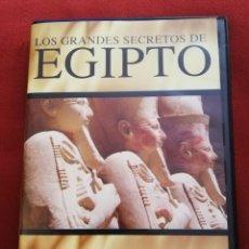 Cine: HATSHEPSUT. LA GRAN REINA DE EGIPTO (LOS GRANDES SECRETOS DE EGIPTO) DVD. Lote 169306232