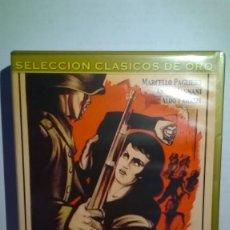 Cinéma: ROMA CIUDAD ABIERTA ROBERTO ROSSELLINI DVD. Lote 169326480