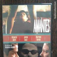 Cine: AMANTES. VICTORIA ABRIL. JORGE SANZ. MARIBEL VERDU. VICENTE ARANDA. (DVD). Lote 169398932