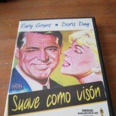 Cine: DVD SUAVE COMO VISIÓN . Lote 169406168