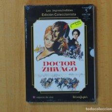 Cine: DOCTOR ZHIVAGO - DVD. Lote 169407650
