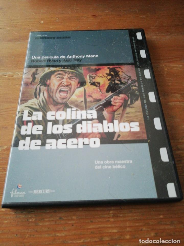 DVD LA COLINA DE LOS DIABLOS DE ACERO (Cine - Películas - DVD)