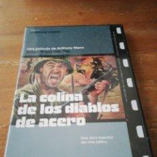 Cine: DVD LA COLINA DE LOS DIABLOS DE ACERO. Lote 169408540