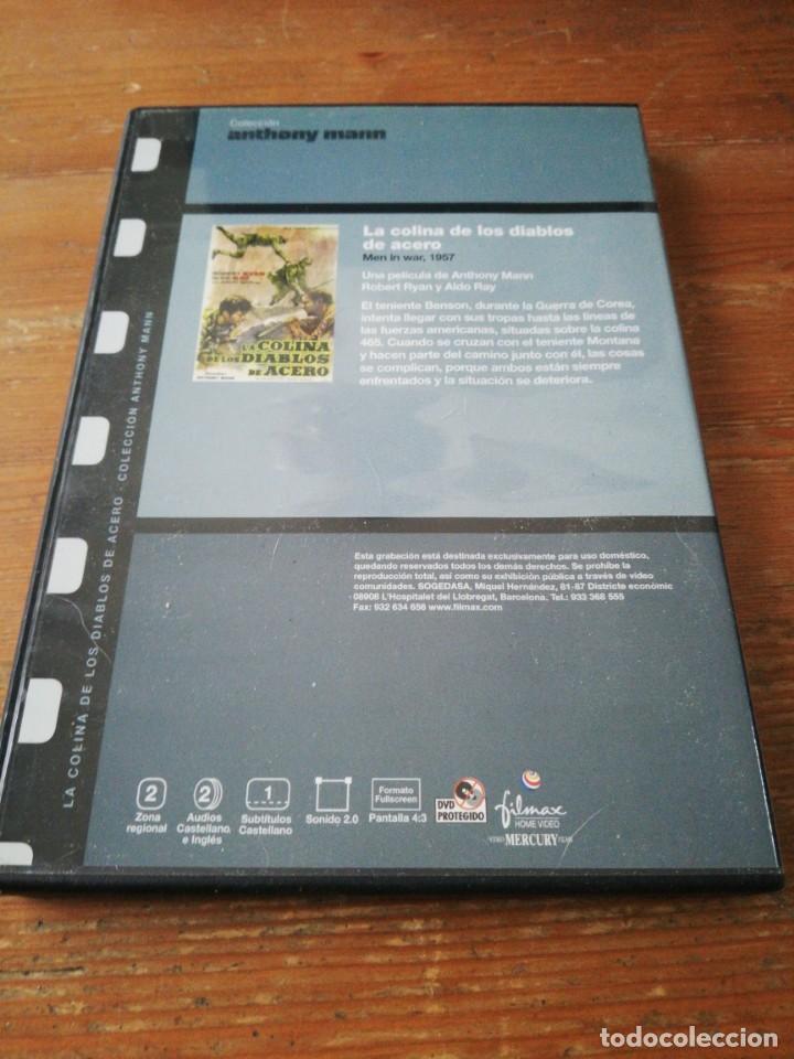 Cine: DVD La colina de los diablos de acero - Foto 2 - 169408540
