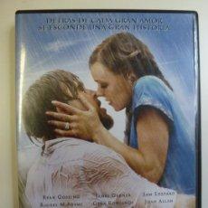Cine: EL DIARIO DE NOA. DVD.. Lote 169414424