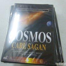 Cine: COSMOS -CARL SAGAN - UNA VOZ EN LA FUGA COSMICS -DVD -CAJA DELGADA-PRECINTADO-N. Lote 169451532