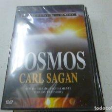 Cine: COSMOS -CARL SAGAN -LA PERSISTENCIA DE LA MEMORIA-DVD -CAJA DELGADA-PRECINTADO-N. Lote 169451704