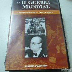 Cine: LA II GUERRA MUNDIAL - LA NUEVA ALEMANIA -GUERRA LEJANA -DVD -N. Lote 169453112