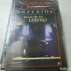 Cine: IMPERIOS -MARTIN LUTERO -DVD -CAJA DELGADA -N. Lote 169453172
