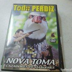 Cine: TODO PERDIZ - NOVA TOMA -CAZADORES DE IMAGENES -DVD -N. Lote 169453252