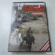 Cine: MASACRE EN LENINGRASDO-CAJA DELGADA -DVD -N. Lote 169453444