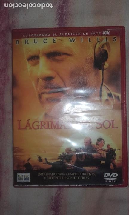LAGRIMAS DE SOL (Cine - Películas - DVD)