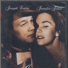 Cine: JENNIE DVD (DESCATALOGADA) PINTOR ABATIDO Y SIN INSPIRACIÓN, LA BUSCA EN UNA ENIGMÁTICA MUJER.. Lote 40313595