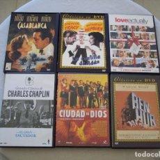 Cine: 28 PELÍCULAS DVD. BUENAS PELÍCULAS Y ALGUNAS BUENAS EDICIONES.. Lote 169626000