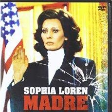 Cine: MADRE CORAJE (SOPHIA LOREN) - DVD NUEVO Y PRECINTADO. Lote 169642820