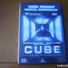 Cine: CUBE / DVD. Lote 169702320