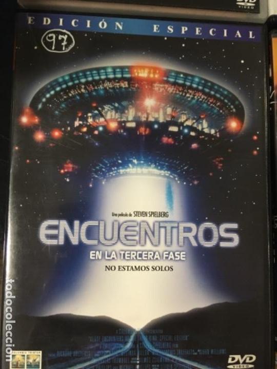 ENCUENTROS EN LA TERCERA FASE (Cine - Películas - DVD)