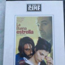Cine: DVD LA BUENA ESTRELLA-EL PAIS. Lote 293906858