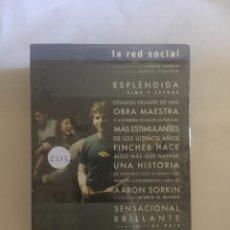 Cine: LA RED SOCIAL ED. COLECCIONISTA 2 DVD PRECINTADO. Lote 169812297