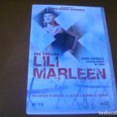 Cine: UNA CANCION LILI MARLEEN / DVD. Lote 169827364