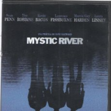Cine: MYSTIC RIVER.CLINT EASTWOOD,SEAN PENN,TIM ROBBINS,KEVIN BACON.2003.. Lote 169828648