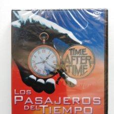 Cine: LOS PASAJEROS DEL TIEMPO (DVD.NICHOLAS MEYER.1979) MALCOLM MCDOWELL, JACK EL DESTRIPADOR, H.G. WELLS. Lote 169891768