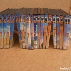 Cine: DVD - DRAGON BALL Z - LA SAGA DE LOS SAIYAJINS + SAGA DE FREEZER TOTAL 20 DVD. Lote 169911212