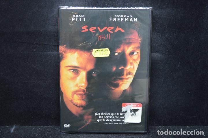 SEVEN - DVD- (Cine - Películas - DVD)