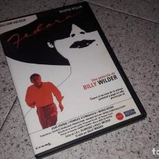 Cine: FEDORA DVD BILLY WILDER. Lote 169985464