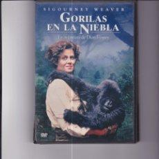 Cine: GORILAS EN LA NIEBLA. Lote 169968528