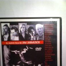 Cine: COFFEE AND CIGARETTES JIM JARMUSCH DVD. Lote 170091464