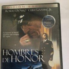 Cine: HOMBRES DE HONOR - MEN OF HONOUR - DVD -EDICIÓN ESPECIAL. Lote 170092584