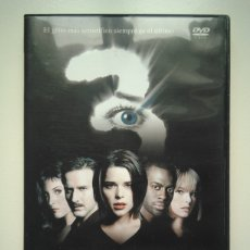 Cine: SCREAM 3 - WES CRAVEN - DAVID ARQUETTE - NEVE CAMPBELL - COURTENEY COX. Lote 170165780