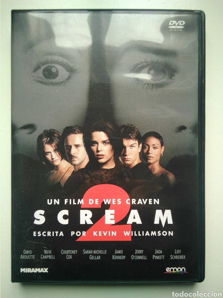 SCREAM 2 - WES CRAVEN - DAVID ARQUETTE - NEVE CAMPBELL - COURTENEY COX (Cine - Películas - DVD)