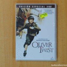 Cine: OLIVER TWIST - 2 DVD. Lote 170166229