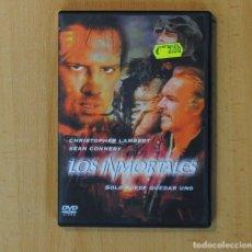 Cine: LOS INMORTALES - DVD. Lote 170168072