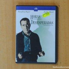 Cine: HORAS DESESPERADAS - DVD. Lote 170171737
