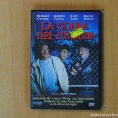 Cine: LA COLINA DEL CRIMEN - DVD. Lote 170175668