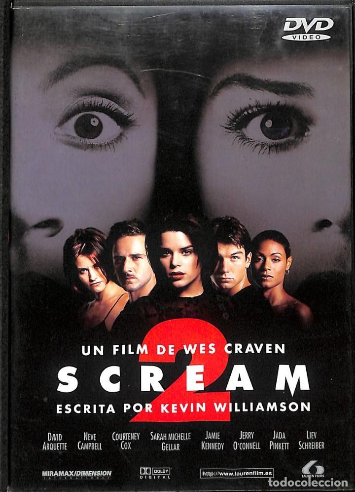 DVD SCREAM 2 - WES CRAVEN (Cine - Películas - DVD)