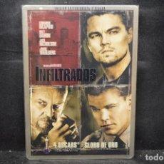 Cine: INFILTRADOS - EDICIÓN COLECCIONISTA 2 DISCOS - DVD. Lote 170195444