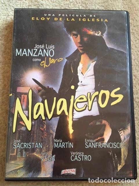 Navajeros Dvd De Eloy De La Iglesia Con José Lu Vendido En Venta Directa 170199684