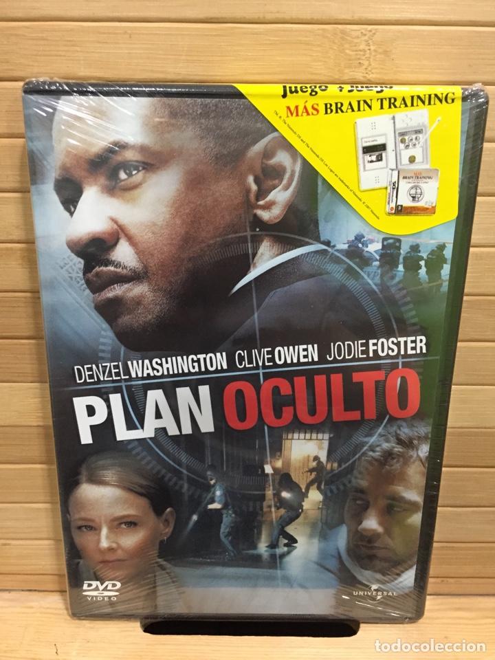 PLAN OCULTO DVD - PRECINTADO - (Cine - Películas - DVD)