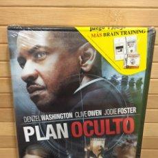 Cine: PLAN OCULTO DVD - PRECINTADO -. Lote 170200068