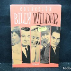 Cine: COLECCIÓN BILLY WILDER VOL.2 - DVD. Lote 170205412