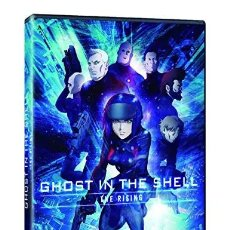 Cine: GHOST IN THE SHELL THE RISING DVD. Lote 170206500