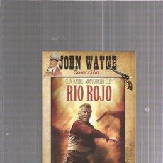 Cine: JOHN WAYNE COLECCION RIO ROJO. Lote 170261772